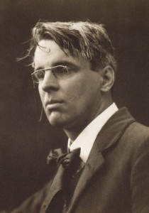 William Butler Yeats (1865 - 1939) an Irish poet, dramatist, and one of the foremost figures of 20th century literature.