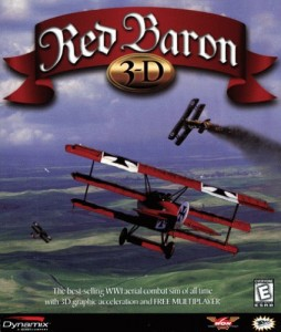 When Red Baron 3D first made its appearance a few years back, it drew a huge response from the gaming community; here was a flight sim that attempted to accurately re-create the WWI aerial war on the Western Front,